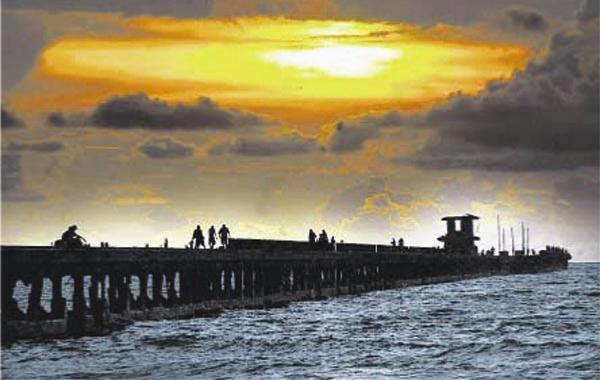 9A- Muelle de Puerto Colombia Barranquilla Colombia