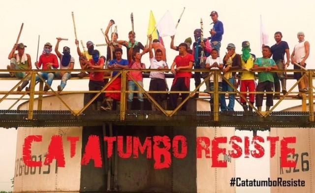 catatumbo resiste