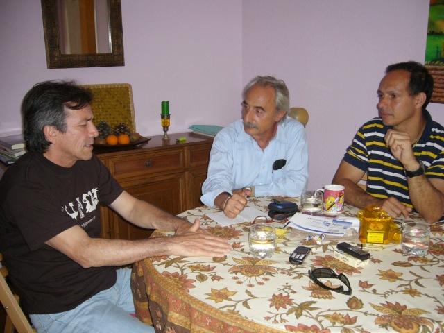 Molano, Felo y Yezid